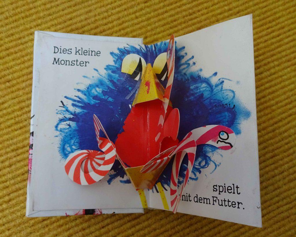 """Lieblingskinderbücher Nr. 1 – """"Kleine Monster"""" von Jan Pieńkowski"""