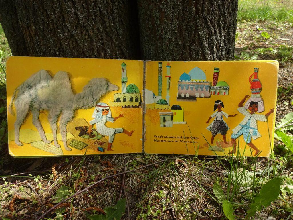 Über die Materialität von Baby- und Kleinkinderbüchern. Stoffbücher im Eichhörnchenverlag?