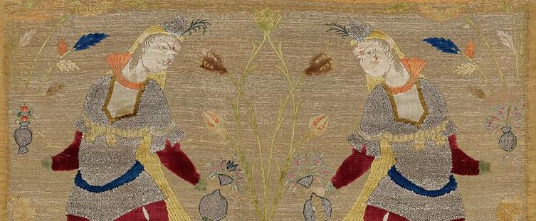 Textile Kunst und Impressionen von der Textile Art Berlin