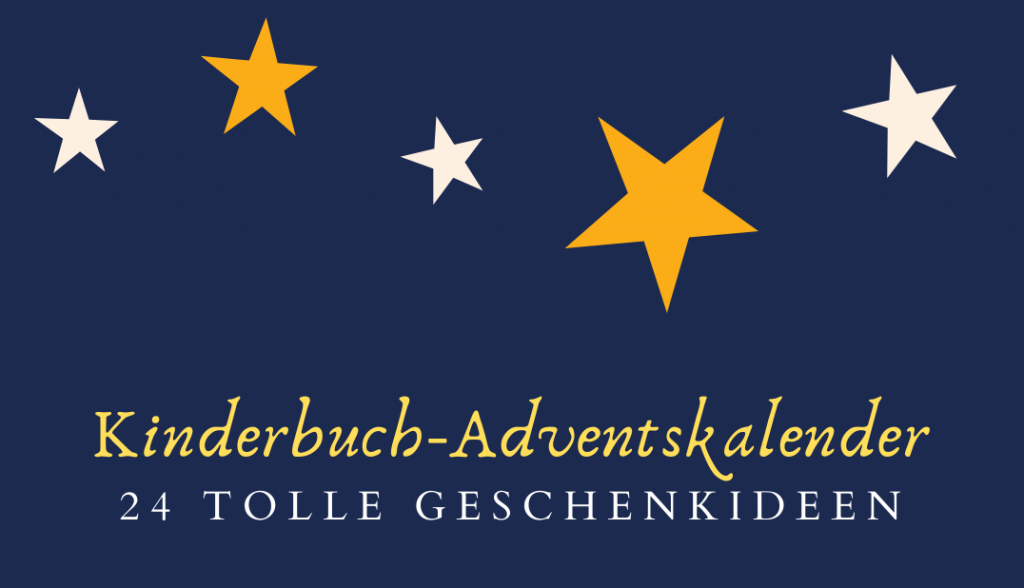 24+1 unser Kinderbuch-Adventskalender