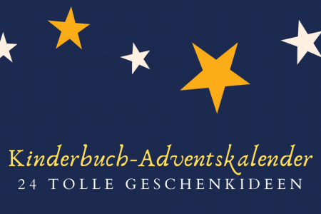24+1 unser Kinderbuch-Adventskalender