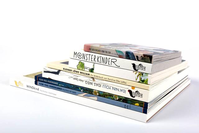Habt ihr eigentlich schonmal über Buchrücken nachgedacht?