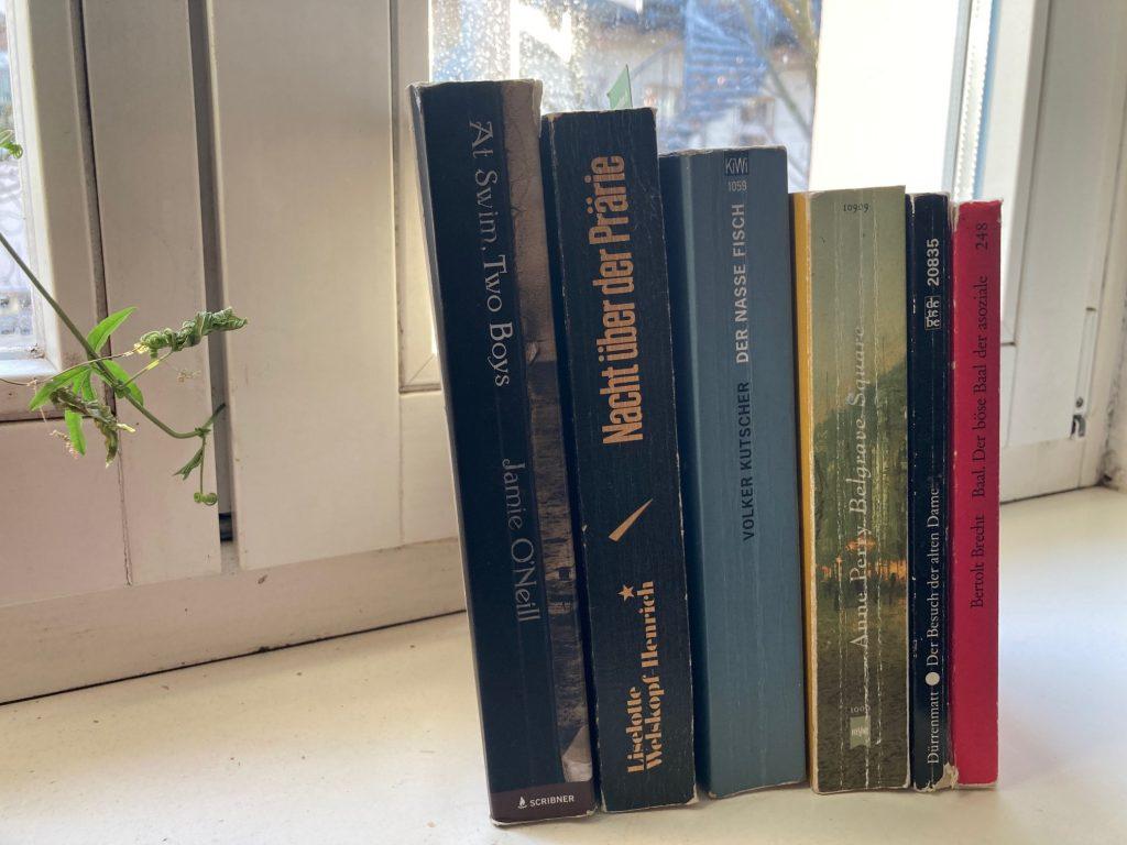 Was darf man mit Büchern machen?